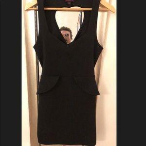 Mini X back dress Stretch Worn once